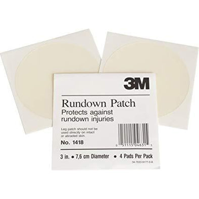 3M Rundown  Patch 3in 4 Pack - Irvines Saddles