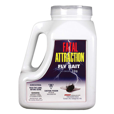 Fatal Attraction Fly Bait 2Kg
