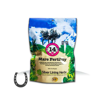 Silver Lining Herbs #14 Mare Fertility