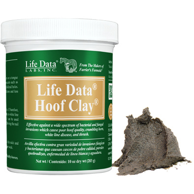 Life Data Hoof Clay 10oz