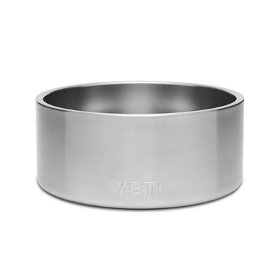 Yeti Boomer 8 Dog Bowl Stainless Steel