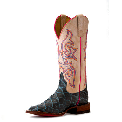 "Macie Bean Ladies ""Deep Sea You Later"" Western Boots"