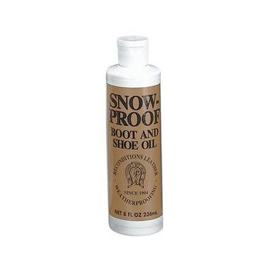 Snow Proof, 3 oz.