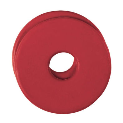 Weaver Leather Rubber Bit Guards - Red