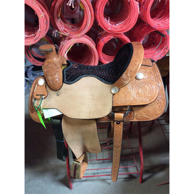 "Billy Cook 16"" Rope Saddle"