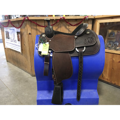 "Martin 14.5"" Roping Saddle"