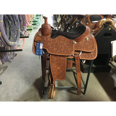 "Billy Cook 16"" Custom Roper"