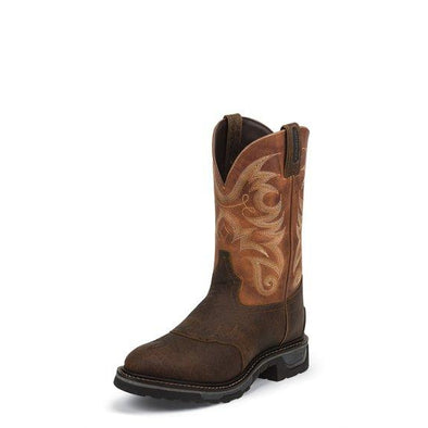 Tony Lama Men's TLX Western Work Corsicana Boot