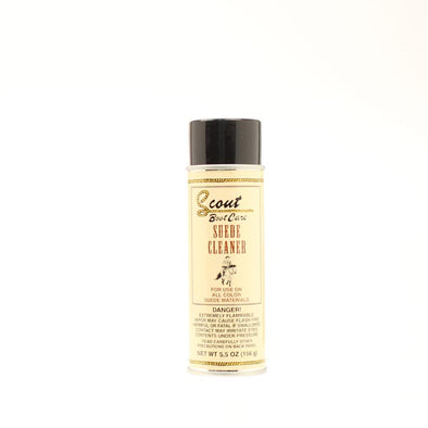 Scout Suede Cleaner Aerosol, 5.5oz