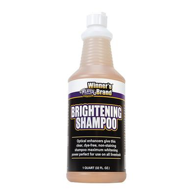 Weaver Leather Brightening Shampoo