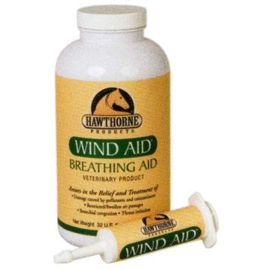 Hawthorne Wind Aid Equine Breathing Paste 28g