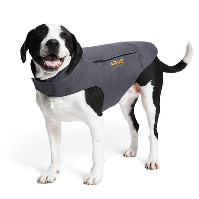 Ariat Rebar Duracanvas Dog Insulated Jacket  Grey