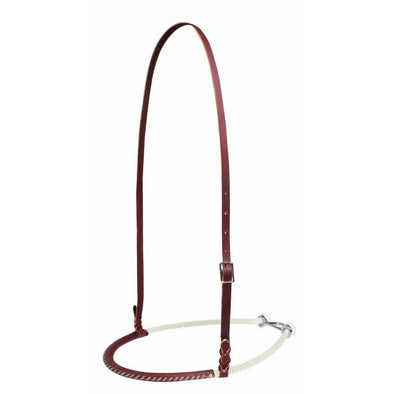 PC Hand Laced Rope Noseband