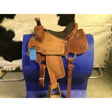 "Irvine 14"" All Round Saddle"