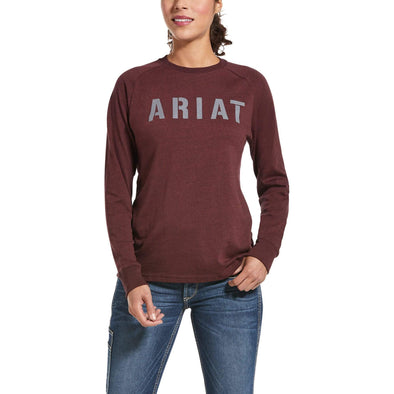 Ariat Womens Rebar LS T-Shirt