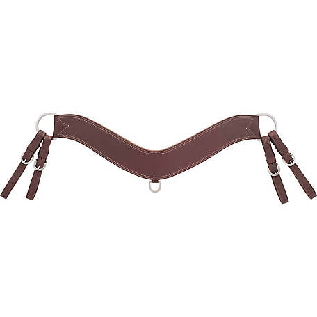 "Weaver Working Tack Steer Breast Collar 4"" to 2"""