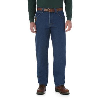 Wrangler Men's Riggs Workwear Relaxed Fit Jean - Irvines Saddles