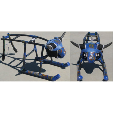 Fast Lane Rodeo Steer Roping Dummy