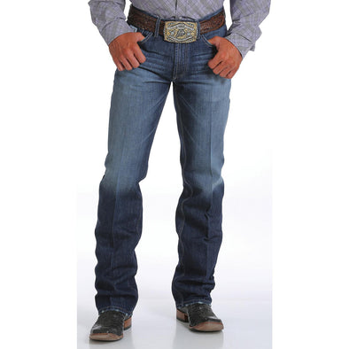 Cinch Men's White Label Jeans - Dark Stonewash
