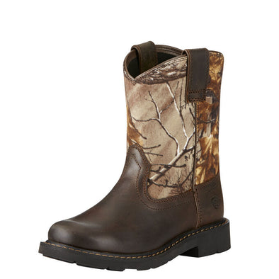 Ariat Youth Sierra Western Boots