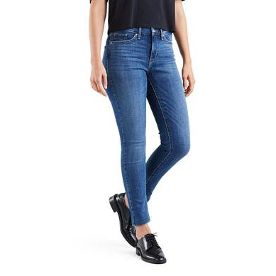 Levi Womens Shaping Skinny Lapis Secret Admirer Jeans