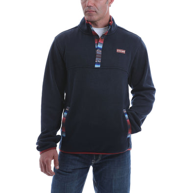 Cinch Mens Fleece Pullover