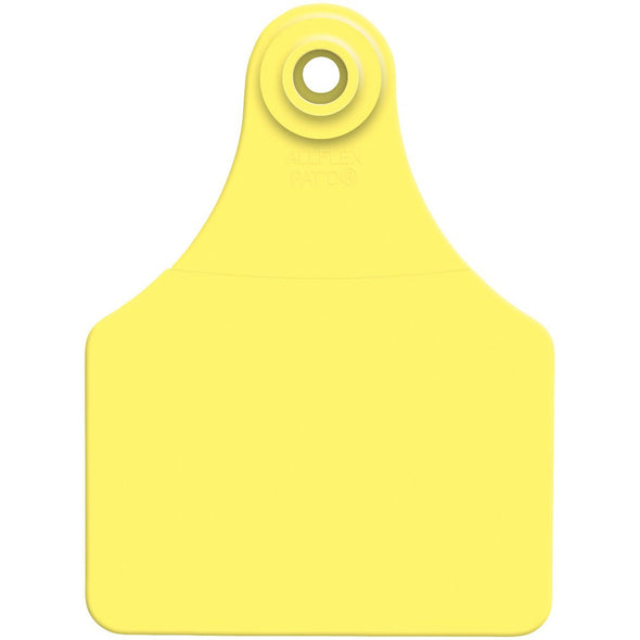 AF Large Yellow Tags - 25s - Irvines Saddles