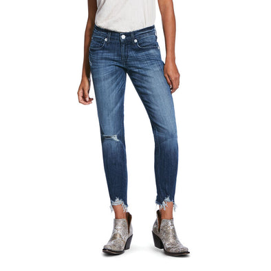 Ariat Women's Boyfriend Stretch Desperado Straight Jean