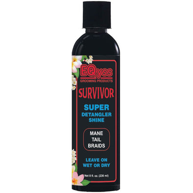 Survivor Detangle & Shine - 8oz