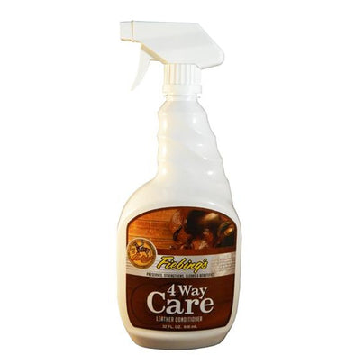 Fiebing's 4 Way Care Leather Conditioner w/Sprayer 946 ml