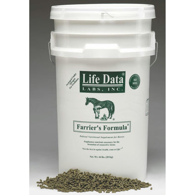 Life Data Labs Inc Farrier's Formula Original Strength 44lb