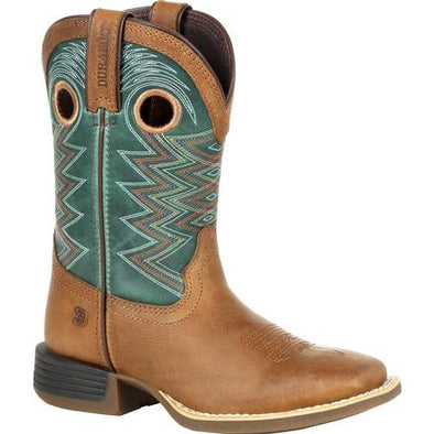 Durango Lila Rebel Pro Big Kid Western Boot