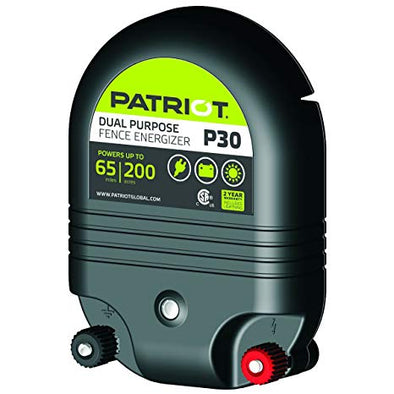 Patriot P30 Fence Energizer