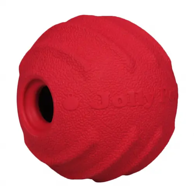 "Dog Toy - 4"" Jolly Tuff Tosser"