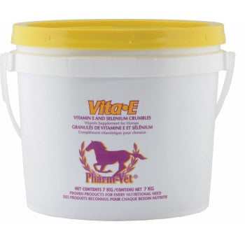 Pharm-Vet Vita-E Vitamin E and selenium Crumbles 7kg