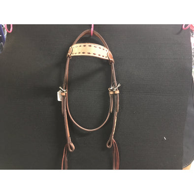 Irvine Headstall - Browband