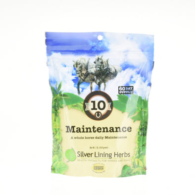 Silver Lining Herbs #10 Maintenance