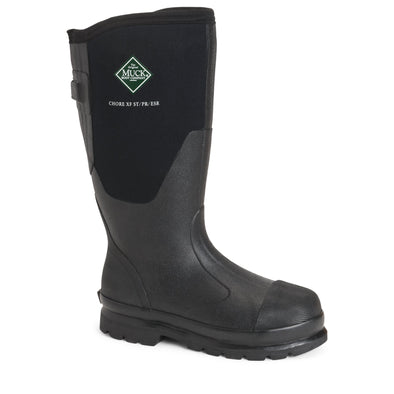 Muck Boots Women's Chore XF Steel Toe Wide Calf