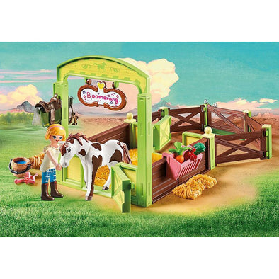 Playmobil Horse stable Boomerang