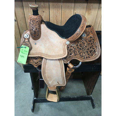 "Irvine All Around 13"" Saddle"