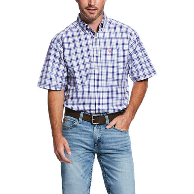 Ariat Mens Pro Searcy Classic SS Shirt