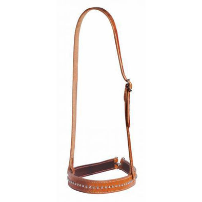 Professional's Choice Noseband Natural Dotted Tiedown