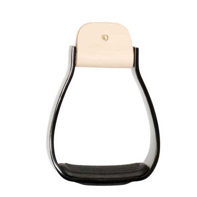"Partrade Trading Company 2"" Aluminum Bell Lightweight Stirrup"