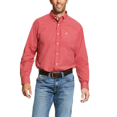 Ariat Men's Pro Series Newport Classic Fit Shirt