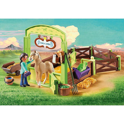 Playmobil Horse stable Chicalinda