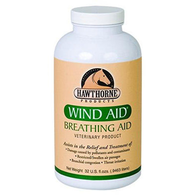 Hawthorne Wind Aid Equine Breathing Aid 946ml