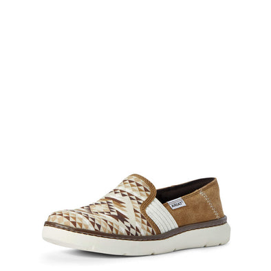 Ariat Women's Ryder Tan w/Diamond Aztec