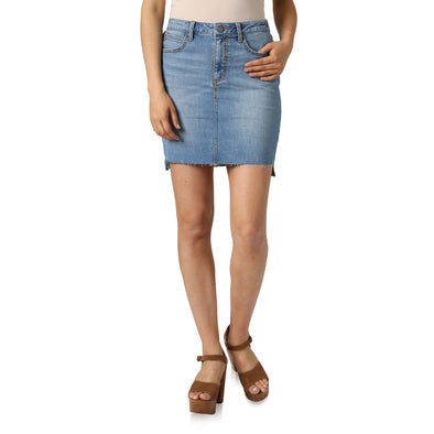 Wrangler Retro Skirt Mid Rise - Hailey