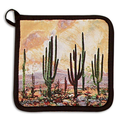 KD Desert Sunset Potholder