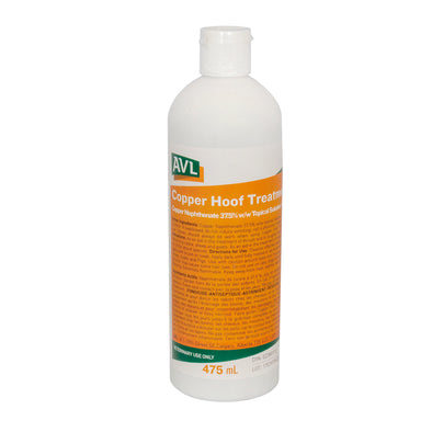 Copper Hoof Treatment 475ml  DIN 02380110
